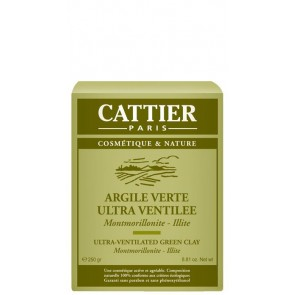 Arcilla Verde Ultraventilada - Cattier