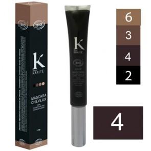 K Pour Karité Máscara Capilar nº4 Castaño