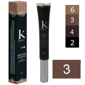 K Pour Karité Máscara Capilar nº3 Castaño Oscuro