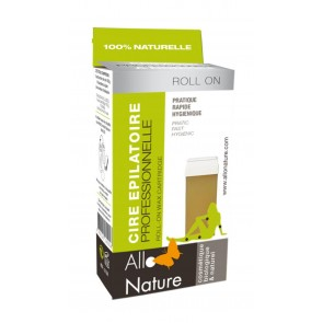 Allo Nature - Kit Corporal Recarga Roll-on + Bandas