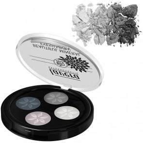 Lavera Sombra Ojos Mineral Cuatro Smokey Grey 01