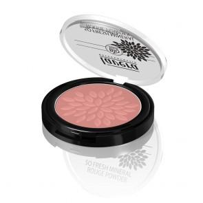 Lavera Colorete en Polvo So Fresh Plum Blossom 02