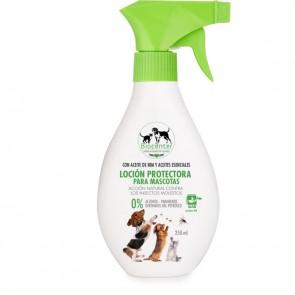 Biocenter Loción Ahuyentadora de Insectos Molestos para Mascotas Perro y Gato