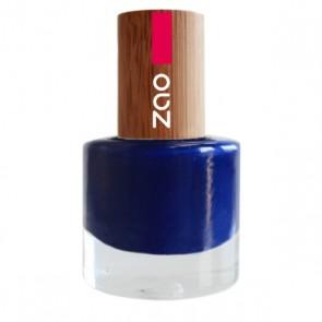 Zao Makeup - Esmalte de Uñas 653 Bleu Nuit