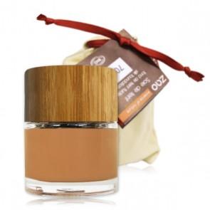 Zao Makeup - Maquillaje fluido 702 Apricot