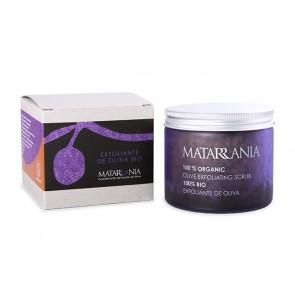 Matarrania Exfoliante Suave de Oliva Bio