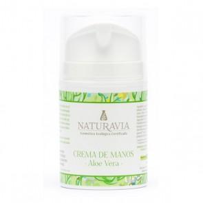Crema de Manos Aloe Vera - Naturavia