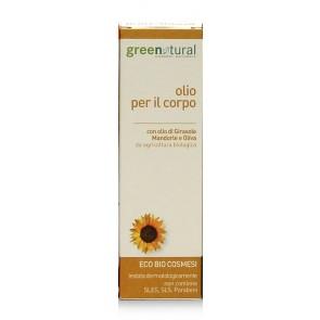 Green Natural - Aceite Corporal Lenitivo
