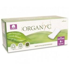 Salvaslip de Algodón 100% Orgánico  - Organyc