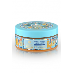 Natura Sibérica - Peeling Corporal Exfoliante de Oblepikha y miel