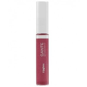 Brillo de Labios Red Pink 04 - Sante