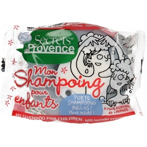 Secrets de Provence Champú Sólido Bio para Niños