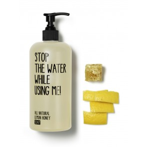 Jabón de manos de Limón y Miel 200 ml. - Stop the Water While Using Me