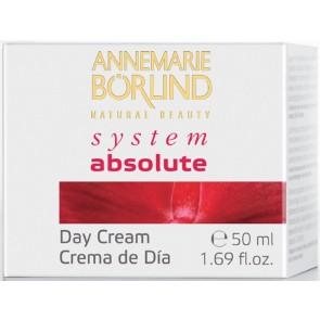 System Absolute Crema de Día - Annemarie Börlind