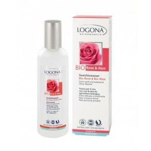Logona Tónico Facial Rosas & Aloe Bio