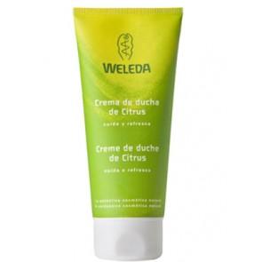 Crema de ducha de Citrus - Weleda