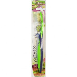 Yaweco Cepillo Dental Nature Medio