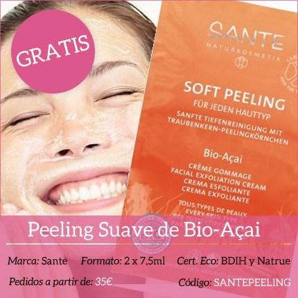 Regalo - Peeling Sante
