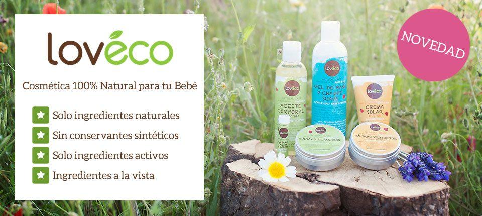 Loveco: Comética 100% Natural para tu Bebé