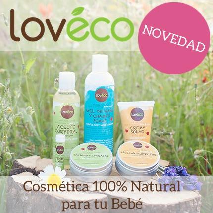 Loveco: Cosmética 100% Natural para tu Bebé