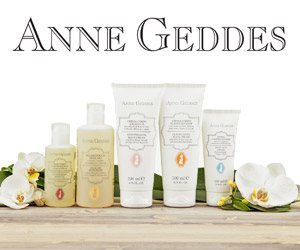 Anne Gedddes - Cosmética 100% Natural para tu Bebé