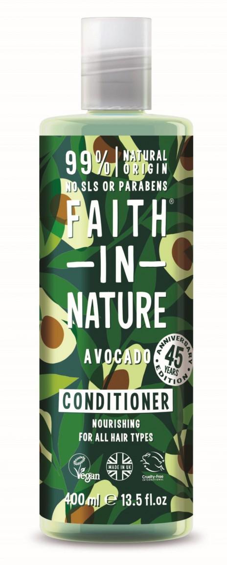 Faith in Nature Acondicionador de Aguacate