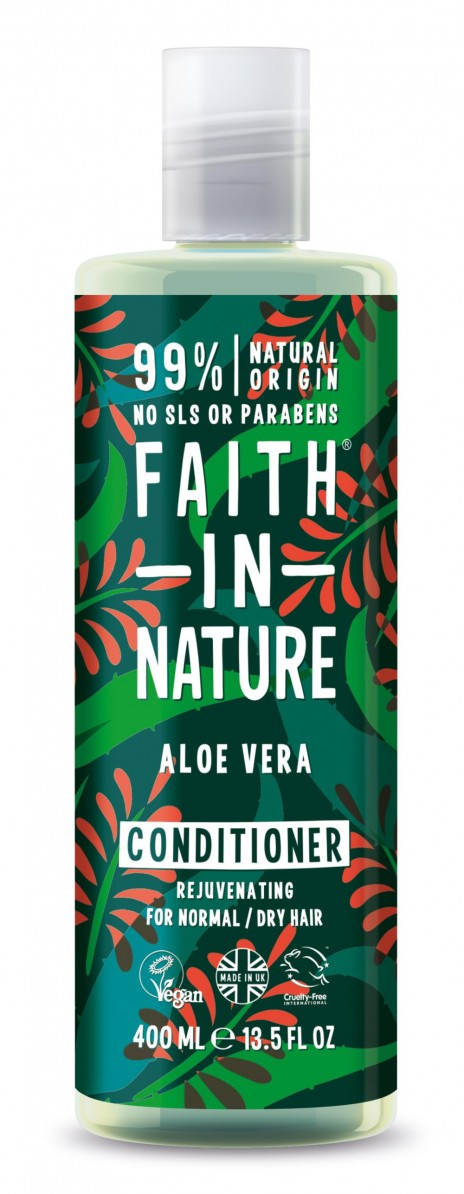 Faith in Nature Acondicionador de Aloe Vera