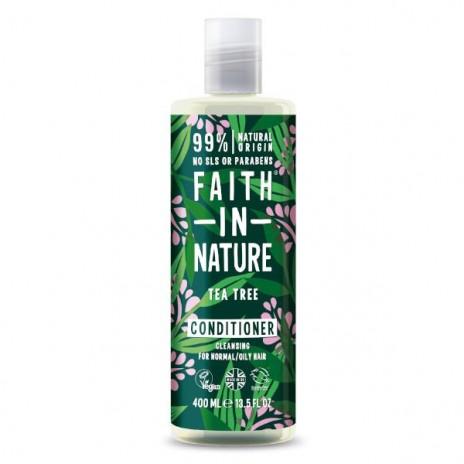 Faith in Nature - Acondicionador de Arbol de Té 400 ml