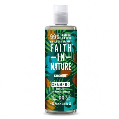 Faith in Nature - Champú de Coco 400 ml