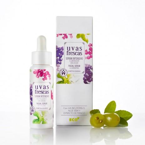 Serum antioxidante facial - Uvas Frescas