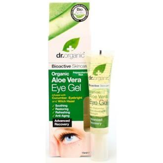 Dr Organic Gel Contorno de Ojos Aloe Vera
