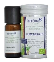 Aceite Esencial Bio Hierba Limón 10ml - Ladrôme