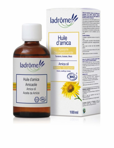 Aceite de Arnica Bio - Ladrôme
