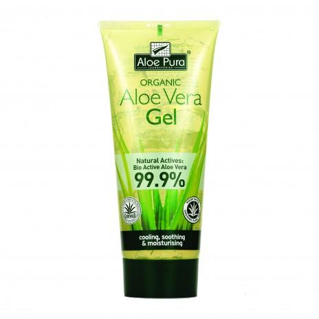 Aloe Pura Gel Puro de Aloe Vera 99.9% 200ml