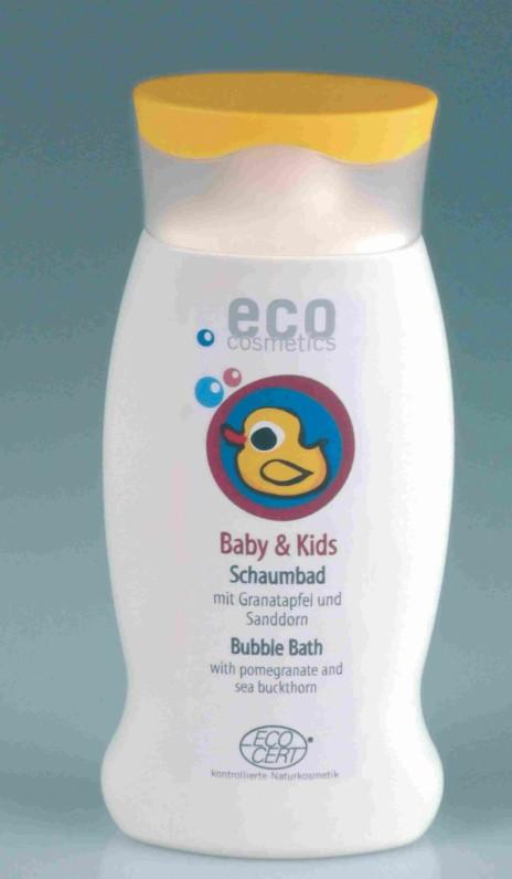 Eco Cosmetics Gel de Baño Baby & Kids para Pieles Sensibles