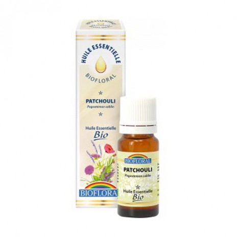 Biofloral Aceite Esencial Patchouli