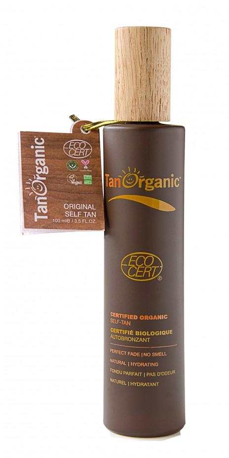 Tanorganic Autobronceador Hidratante con Color Lotion