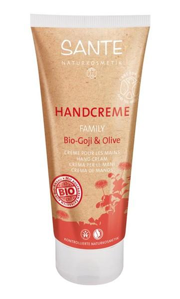 Crema de Manos Bio-Goji & Oliva 100 ml - Sante