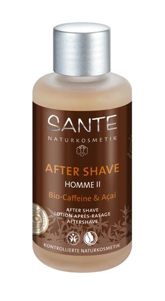 Loción Aftershave Homme Bio-Cafeína & Acai - Sante