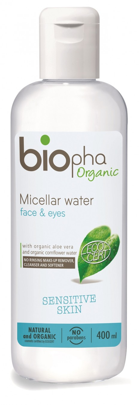 Biopha Organic Agua Micelar