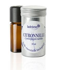 Aceite Esencial Bio Citronela 10ml - Ladrôme