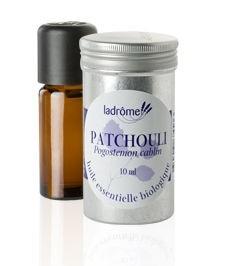 Aceite Esencial Bio Patchouli 10ml - Ladrôme