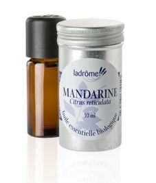 Aceite Esencial Bio Mandarina 10ml - Ladrôme