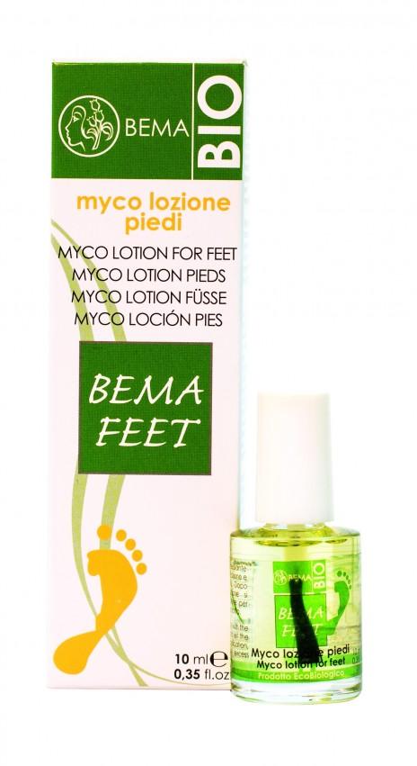Bema Bio Feet Myco Loción Pies para Pies y Uñas con Micosis