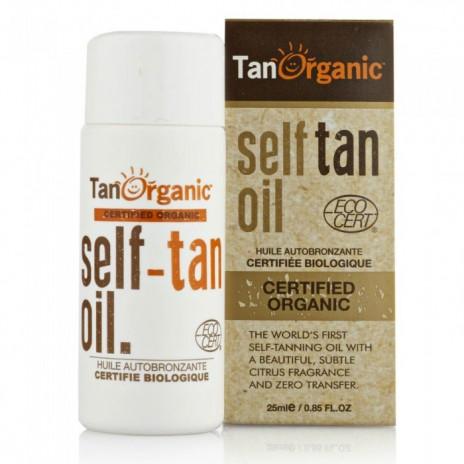 Tanorganic Aceite Autobronceador Tanning Oil