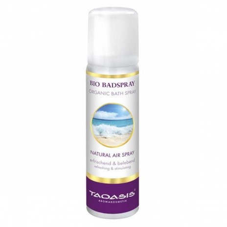 Taoasis - Ambientador en spray Baño Fresco Bio