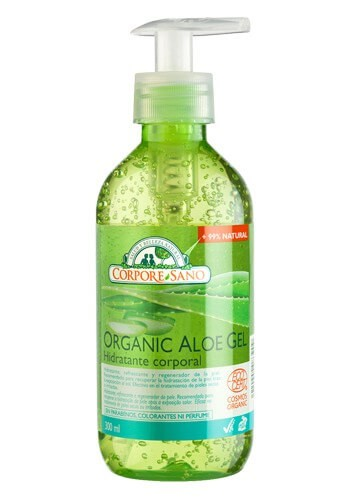 Corpore Sano Aloe Vera Organic Gel