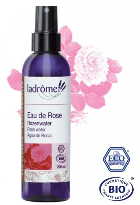 Agua de Rosas Bio - Ladrôme