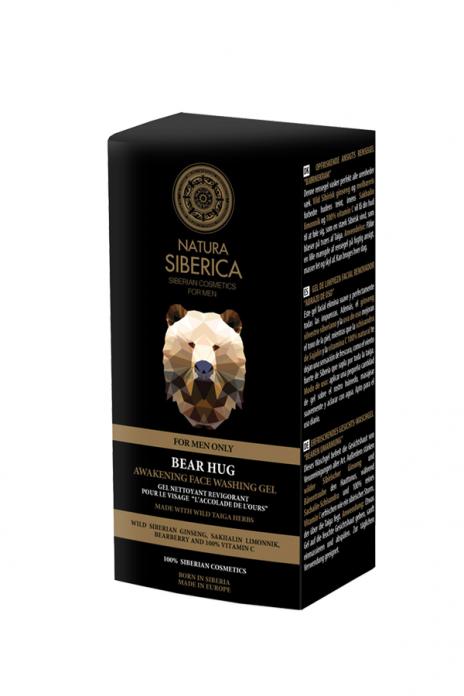 Natura Sibérica -  Gel de Limpieza Facial Renovador