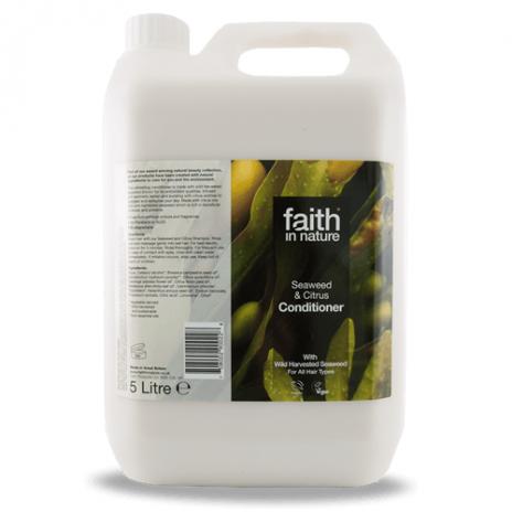 Faith in Nature - Acondicionador de Algas Marinas 5L